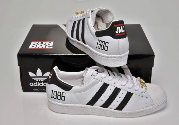 acheter adidas superstar run dmc