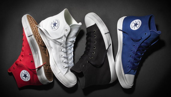chuck taylors converse hitoire