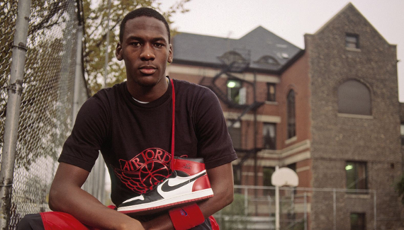 new concept online here new appearance L'histoire des Nike Air Jordan - Chausport