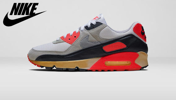 official photos b66a4 89ab3 L histoire de la Nike Air Max 90