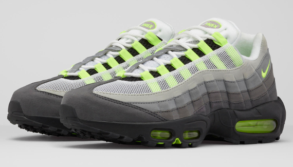 check out 34a2e db1b2 L histoire de la Nike Air Max 95