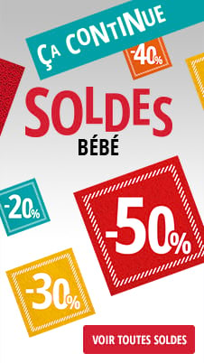 Soldes chaussures bebe ça continue