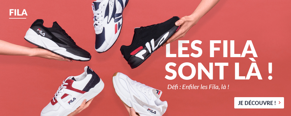 Baskets Fila