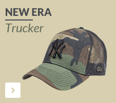 New Era Trucker Camo