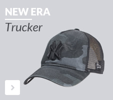 New Era Trucker Noire