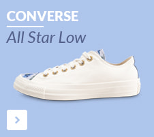 Converse All Star Floral