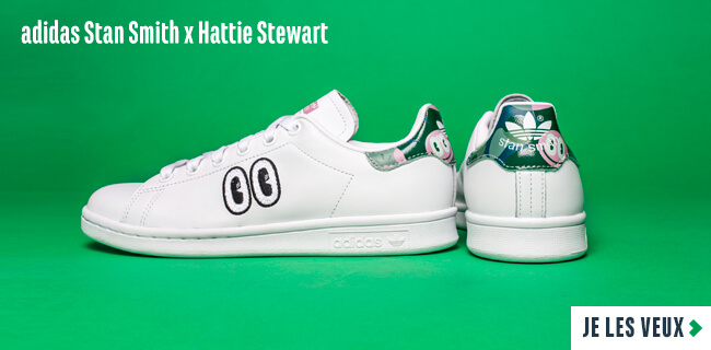 adidas Stan Smith Hattie Stewart
